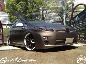 "dc601 produce custom car matte blonze toyota prius 30 forgiato dieci 20"" stealth"