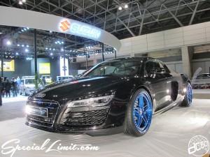 Tokyo Auto Salon 2014 in Makuhari messe forgiato 東京オートサロン 幕張メッセ