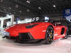 Tokyo Auto Salon 2014 in Makuhari messe FORGIATO Booth 東京オートサロン