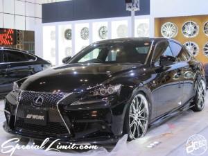 Tokyo Auto Salon 2014 in Makuhari messe LEXUS IS WORK 東京オートサロン 幕張メッセ
