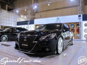 Tokyo Auto Salon 2014 in Makuhari messe CROWN 東京オートサロン 幕張メッセ