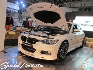 Tokyo Auto Salon 2014 in Makuhari messe BMW F30 東京オートサロン 幕張メッセ