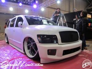Tokyo Auto Salon 2014 in Makuhari messe QX 5せんと Universal Air 東京オートサロン 幕張メッセ