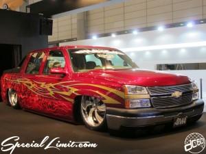 Tokyo Auto Salon 2014 in Makuhari messe TM AIWA Booth 東京オートサロン 幕張メッセ