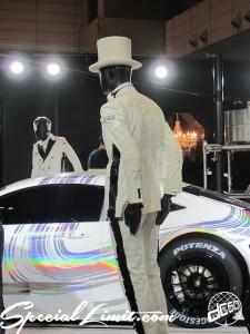 Tokyo Auto Salon 2014 in Makuhari messe LEXUS Racing 東京オートサロン 幕張メッセ
