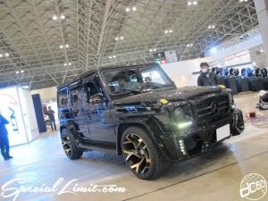 Tokyo Auto Salon 2014 in Makuhari messe BENZ G 東京オートサロン 幕張メッセ
