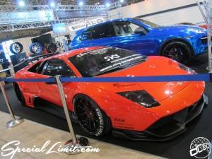 Tokyo Auto Salon 2014 in Makuhari messe AZZURE Motoring 東京オートサロン 幕張メッセ