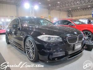 Tokyo Auto Salon 2014 in Makuhari messe BMW F10 東京オートサロン 幕張メッセ