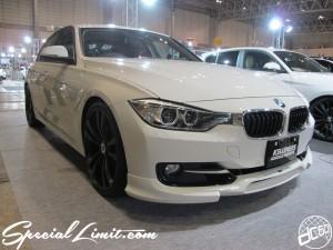 Tokyo Auto Salon 2014 in Makuhari messe BMW F30