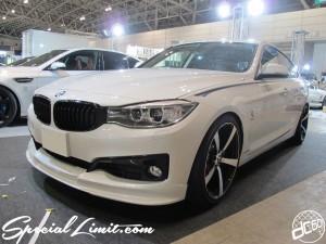 Tokyo Auto Salon 2014 in Makuhari messe BMW 東京オートサロン 幕張メッセ