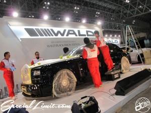 Tokyo Auto Salon 2014 in Makuhari messe WALD 東京オートサロン 幕張メッセ
