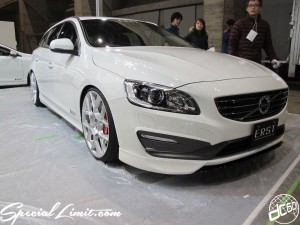 Tokyo Auto Salon 2014 in Makuhari messe erst volvo 東京オートサロン 幕張メッセ