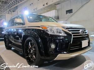 Tokyo Auto Salon 2014 in Makuhari messe gold man cruise 東京オートサロン 幕張メッセ