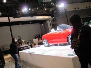 Tokyo Auto Salon 2014 in Makuhari messe daihatsu 東京オートサロン 幕張メッセ