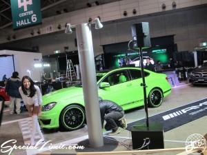 Tokyo Auto Salon 2014 in Makuhari messe benz 東京オートサロン 幕張メッセ