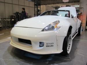 Tokyo Auto Salon 2014 in Makuhari messe Fairlady Z33 東京オートサロン 幕張メッセ