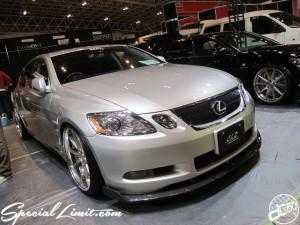 Tokyo Auto Salon 2014 in Makuhari messe lexus gs 東京オートサロン 幕張メッセ