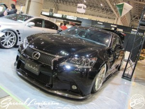 Tokyo Auto Salon 2014 in Makuhari messe lexus 東京オートサロン 幕張メッセ