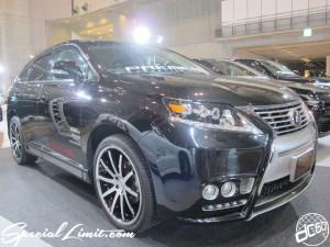 Tokyo Auto Salon 2014 in Makuhari messe lexus rx esprit 東京オートサロン 幕張メッセ