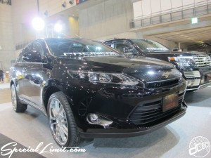 Tokyo Auto Salon 2014 in Makuhari messe esprit new harrier 東京オートサロン 幕張メッセ