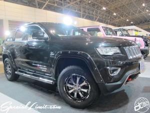 Tokyo Auto Salon 2014 in Makuhari messe jeep 東京オートサロン 幕張メッセ