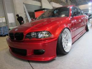 Tokyo Auto Salon 2014 in Makuhari messe BMW E46 東京オートサロン 幕張メッセ