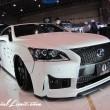 Tokyo Auto Salon 2014 in Makuhari messe aimgain lexus ls
