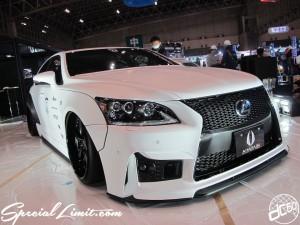 Tokyo Auto Salon 2014 in Makuhari messe aimgain lexus ls 東京オートサロン 幕張メッセ