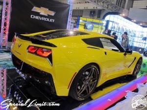 Tokyo Auto Salon 2014 in Makuhari messe corvette c7 diablo 東京オートサロン 幕張メッセ