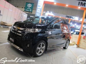 Tokyo Auto Salon 2014 in Makuhari messe impul days 東京オートサロン 幕張メッセ