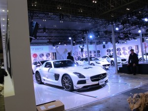 Tokyo Auto Salon 2014 in Makuhari messe TWS Booth 東京オートサロン 幕張メッセ