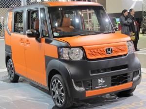 Tokyo Auto Salon 2014 in Makuhari messe honda nbox 東京オートサロン 幕張メッセ