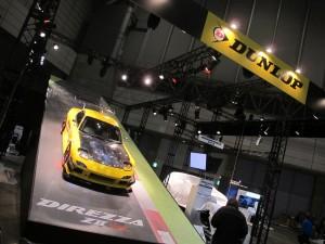 Tokyo Auto Salon 2014 in Makuhari messe dunlop 東京オートサロン 幕張メッセ