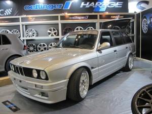 Tokyo Auto Salon 2014 in Makuhari messe BMW E30 Touring 東京オートサロン 幕張メッセ