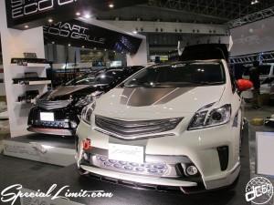 Tokyo Auto Salon 2014 in Makuhari messe prius 東京オートサロン 幕張メッセ
