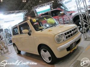 Tokyo Auto Salon 2014 in Makuhari messe lapin 東京オートサロン 幕張メッセ