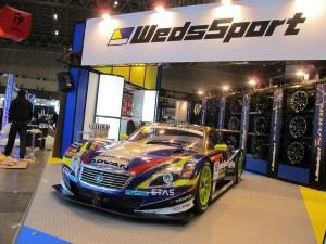 Tokyo Auto Salon 2014 in Makuhari messe weds sports 東京オートサロン 幕張メッセ