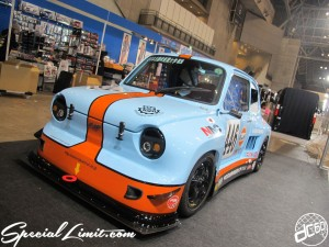 Tokyo Auto Salon 2014 in Makuhari messe racing 東京オートサロン 幕張メッセ