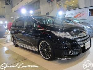Tokyo Auto Salon 2014 in Makuhari messe HONDA 東京オートサロン 幕張メッセ