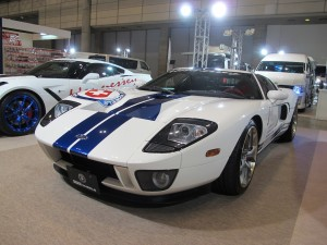 Tokyo Auto Salon 2014 in Makuhari messe FORD GT 東京オートサロン 幕張メッセ