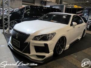 Tokyo Auto Salon 2014 in Makuhari messe vip crown 東京オートサロン 幕張メッセ