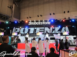 Tokyo Auto Salon 2014 in Makuhari messe bridgestone potenza 東京オートサロン 幕張メッセ