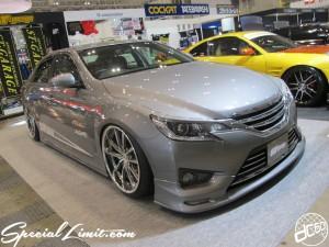 Tokyo Auto Salon 2014 in Makuhari messe toyota markx 東京オートサロン 幕張メッセ