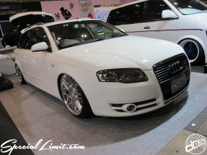 Tokyo Auto Salon 2014 in Makuhari messe 東京オートサロン 幕張メッセ audi wagon