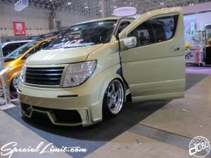 Tokyo Auto Salon 2014 in Makuhari messe 東京オートサロン 幕張メッセ minivan