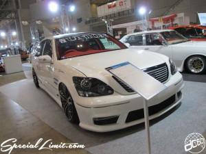 Tokyo Auto Salon 2014 in Makuhari messe cersior