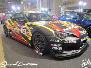 Tokyo Auto Salon 2014 in Makuhari messe 東京オートサロン 幕張メッセ 86 racing