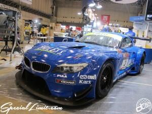 Tokyo Auto Salon 2014 in Makuhari messe 東京オートサロン 幕張メッセ bmw racing