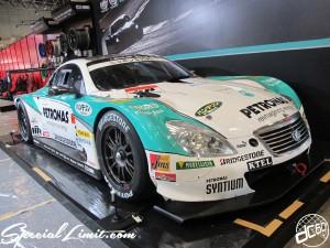 Tokyo Auto Salon 2014 in Makuhari messe lexus racing