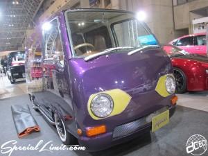 Tokyo Auto Salon 2014 in Makuhari messe 東京オートサロン 幕張メッセ custom body make